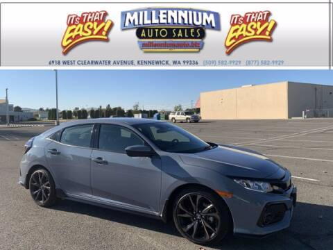2019 Honda Civic for sale at Millennium Auto Sales in Kennewick WA