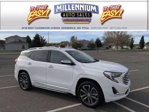 2018 GMC Terrain for sale at Millennium Auto Sales in Kennewick WA