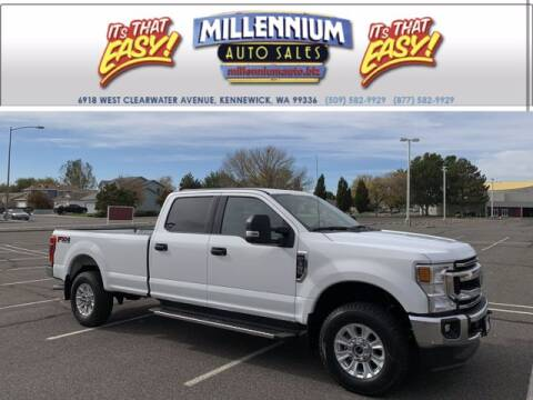 2020 Ford F-350 Super Duty for sale at Millennium Auto Sales in Kennewick WA