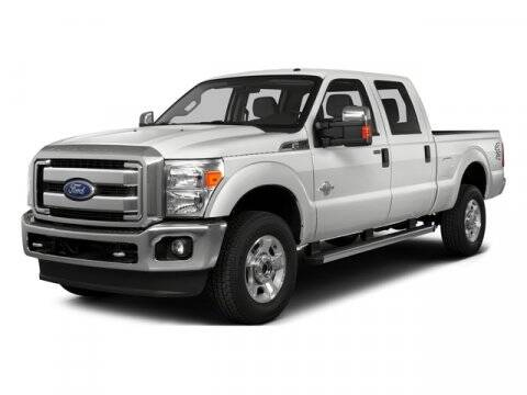 2016 Ford F-350 Super Duty for sale at Millennium Auto Sales in Kennewick WA