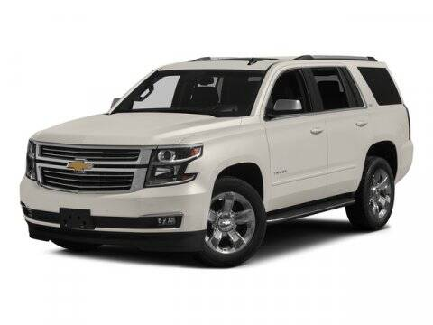 2015 Chevrolet Tahoe for sale at Millennium Auto Sales in Kennewick WA