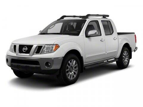 2012 Nissan Frontier for sale at Millennium Auto Sales in Kennewick WA
