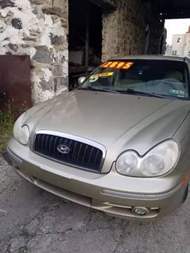 2004 Hyundai Sonata for sale in Philadelphia, PA