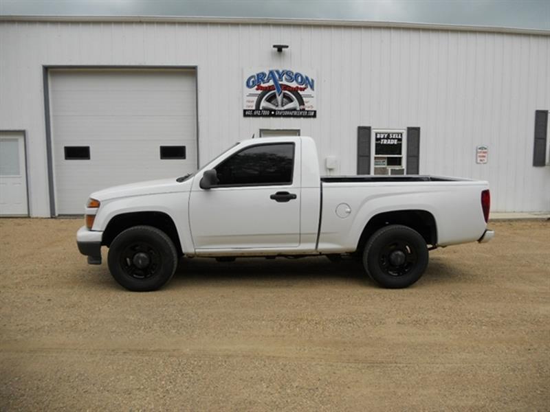 2012 chevrolet colorado work truck 4x4 2dr regular cab in brookings sd south dakota truck center. Black Bedroom Furniture Sets. Home Design Ideas