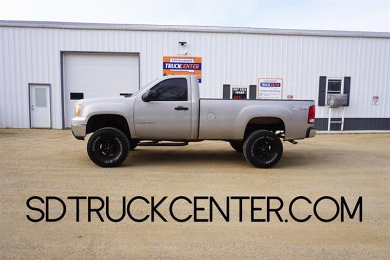 2007 gmc sierra 1500 sle1 in brookings sd south dakota truck center. Black Bedroom Furniture Sets. Home Design Ideas