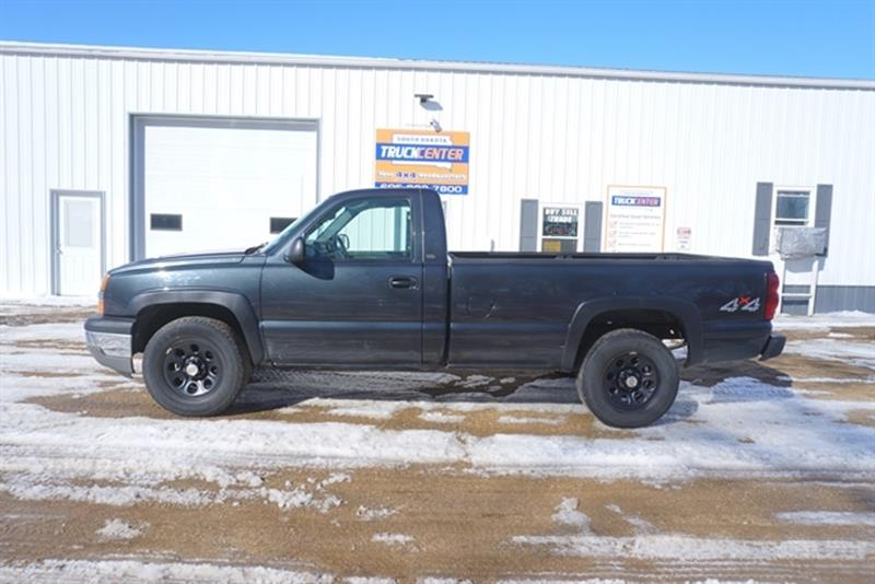 2005 chevrolet silverado 1500 work truck in brookings sd south dakota truck center. Black Bedroom Furniture Sets. Home Design Ideas