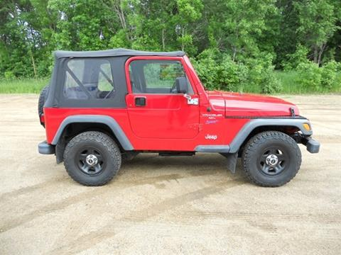 1998 Jeep Wrangler for sale in Brookings, SD