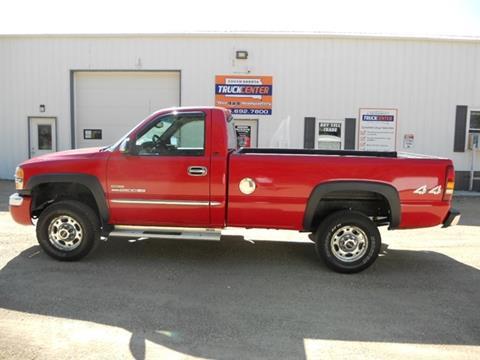 2003 GMC Sierra 2500HD for sale in Brookings, SD