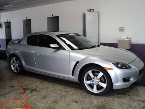 Used 2004 Mazda Rx 8 For Sale In Conyers Ga Carsforsale Com