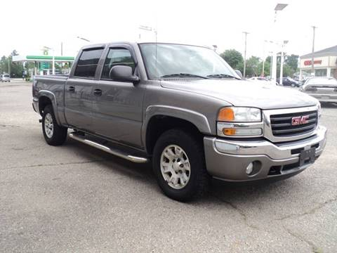 2006 GMC Sierra 1500 for sale in Fairborn, OH