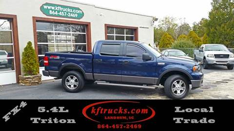2006 Ford F-150 for sale in Landrum, SC