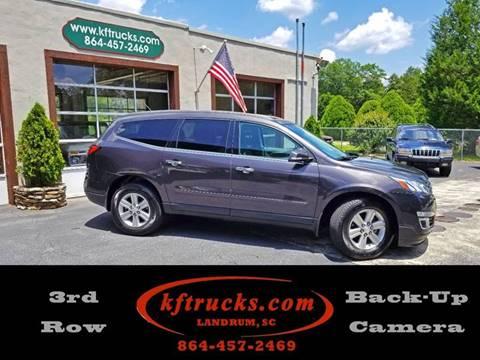 2014 Chevrolet Traverse for sale in Landrum, SC