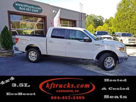 2014 Ford F-150 for sale in Landrum, SC