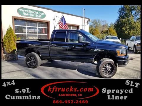 Dodge Used Cars Pickup Trucks For Sale Landrum KFTT INC