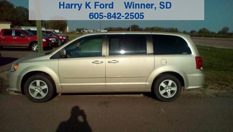 2013 Dodge Grand Caravan for sale in Oacoma, SD