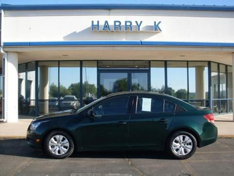 2014 Chevrolet Cruze for sale in Oacoma, SD