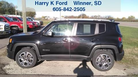 2016 Jeep Renegade for sale in Oacoma, SD