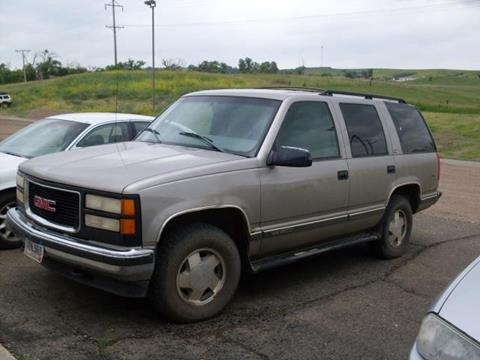 1998 GMC Yukon for sale in Oacoma, SD
