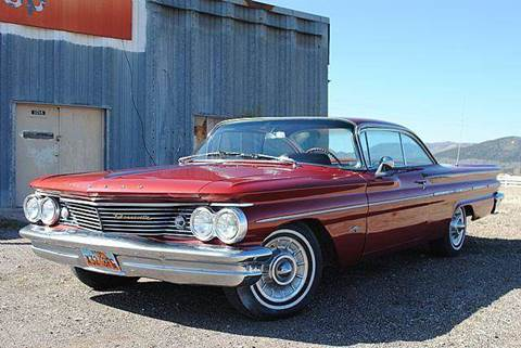 1960 Pontiac Bonneville for sale in Calabasas, CA