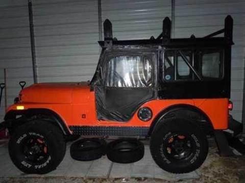 1966 Jeep CJ-5 for sale in Calabasas, CA
