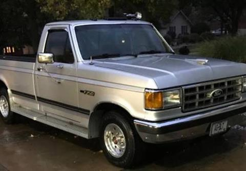 1987 Ford F-150 for sale in Calabasas, CA