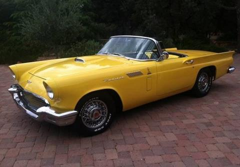 1957 Ford Thunderbird For Sale In Calabasas Ca