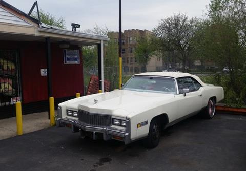 1976 Cadillac Eldorado for sale in Calabasas, CA