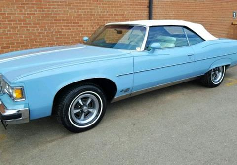 1975 Pontiac Grand Ville for sale in Calabasas, CA