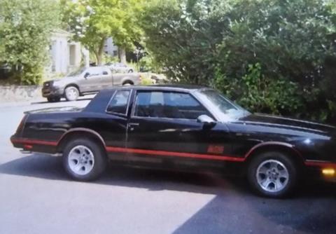1987 Chevrolet Monte Carlo for sale in Calabasas, CA