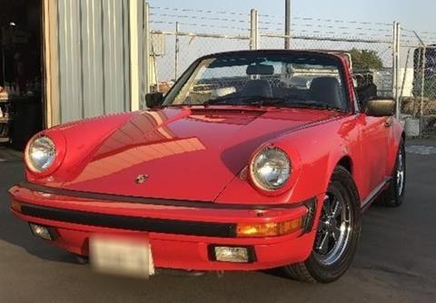 1986 Porsche 911 for sale in Calabasas, CA