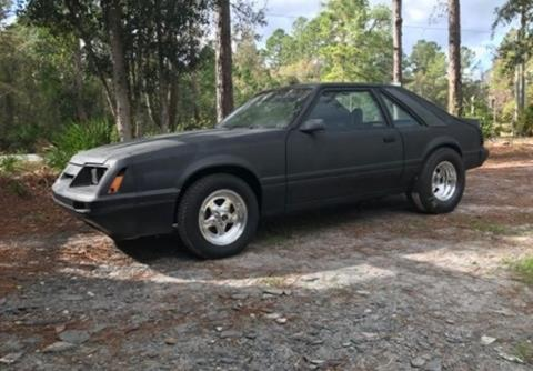 1986 Ford Mustang for sale in Calabasas, CA
