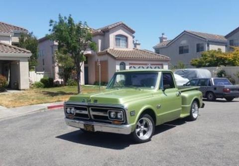 1972 GMC C/K 1500 Series for sale in Calabasas, CA