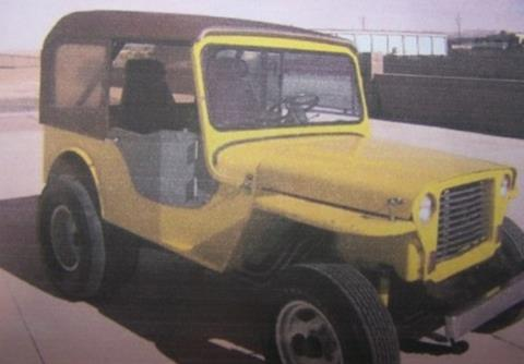 1948 Willys Jeep for sale in Calabasas, CA
