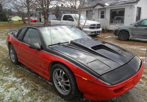 1986 Pontiac Fiero for sale in Calabasas, CA