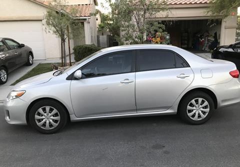 2011 Toyota Corolla For Sale >> 2011 Toyota Corolla For Sale In Calabasas Ca