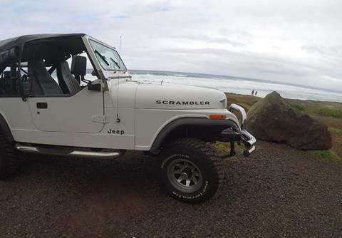 1982 Jeep CJ-8