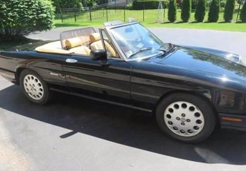 1993 Alfa Romeo Spider for sale in Calabasas, CA
