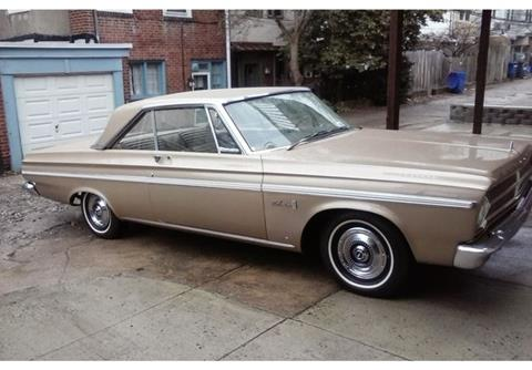 1965 Plymouth Belvedere for sale in Calabasas, CA