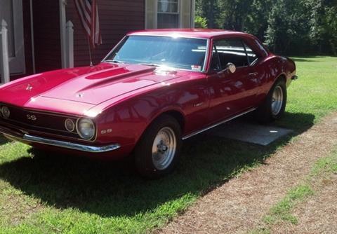 Used 1967 Chevrolet Camaro For Sale In California