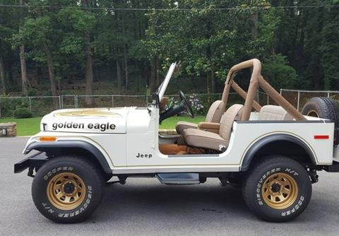 1979 Jeep CJ-7 for sale in Calabasas, CA