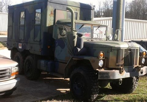 1993 AM General M109A4 for sale in Calabasas, CA