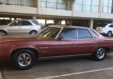 1975 Pontiac Bonneville for sale in Calabasas, CA