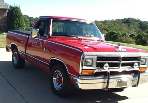1986 Dodge RAM 150 for sale in Calabasas, CA