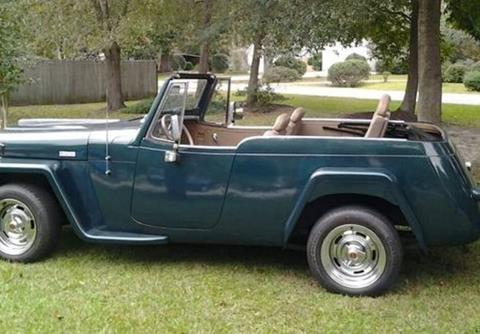 1948 Willys Jeepster for sale in Calabasas, CA