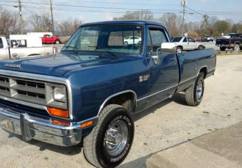 1989 Dodge D250 Pickup for sale in Calabasas, CA