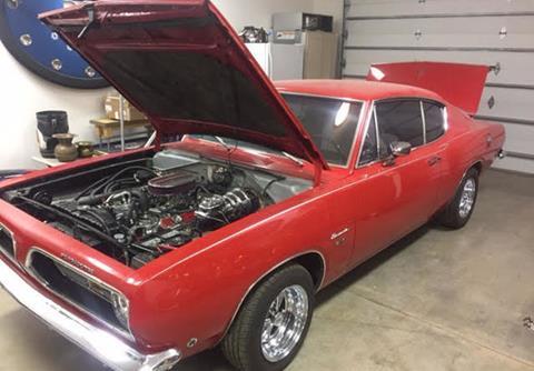 1968 Plymouth Barracuda for sale in Calabasas, CA