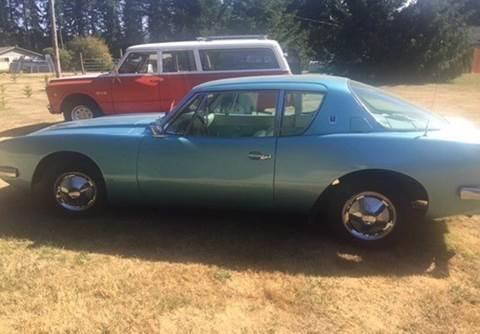 1963 Studebaker Avanti for sale in Calabasas, CA