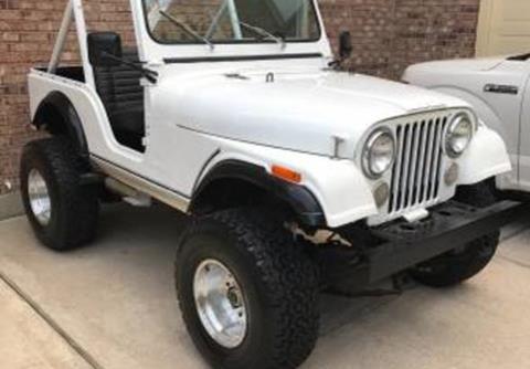 1982 Jeep CJ-5 for sale in Calabasas, CA