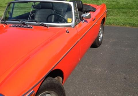 1980 MG MGB for sale in Calabasas, CA