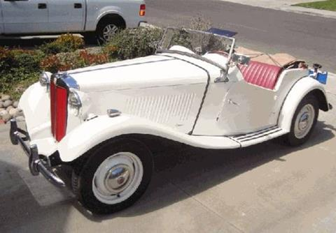 1953 MG TD for sale in Calabasas, CA